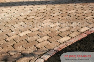 Тротуарная плитка Антик - 6