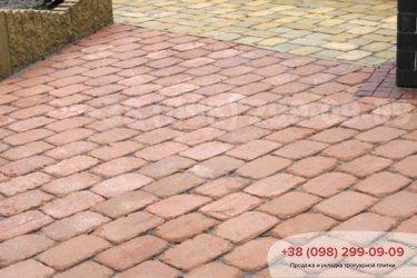 Тротуарная плитка Антик - 19