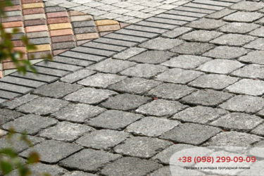 Тротуарная плитка Антик - 24