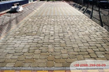 Тротуарная плитка Антик - 2
