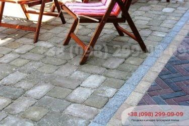 Тротуарная плитка Антик - 3