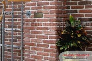 Фасадная плитка Фасадный камень Калифорния