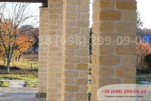 Фасадный камень Палермо