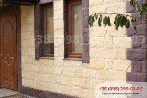 Фасадная плитка Фасадный камень Сланец