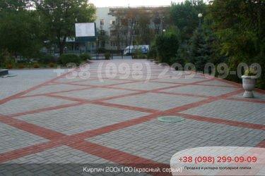 Кирпич 200х100мм - 11