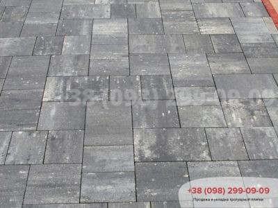 Тротуарная плитка Модерн Грейс