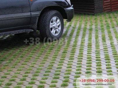Парковочная решетка (500X500X80)фото 1