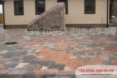 Иротуарная плитка пасссион - 16
