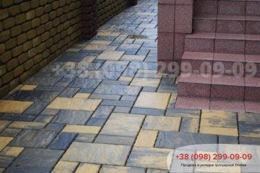Иротуарная плитка пасссион - 3