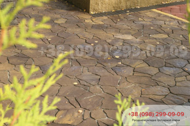 Тротуарная плитка Песчаник - 21