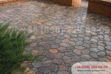Тротуарная плитка Песчаник - 2