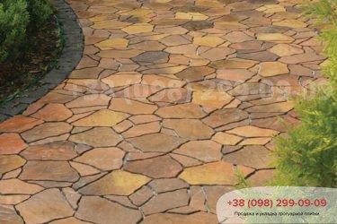 Тротуарная плитка Песчаник - 3