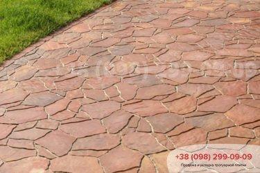 Тротуарная плитка Песчаник - 6