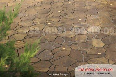 Тротуарная плитка Песчаник - 9