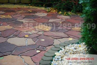 Тротуарная плитка Песчаник - 15