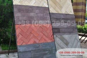 Фасадная плитка Плитка для террасы