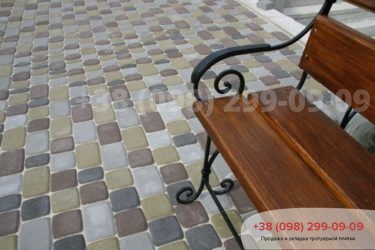Тротуарная плитка Старый город - 6