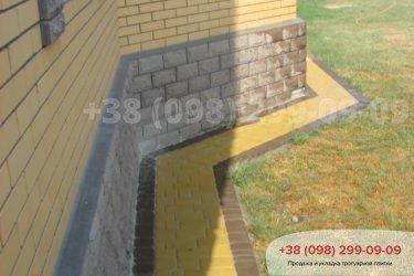 Тротуарная плитка Старый город - 11