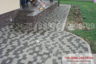 Тротуарная плитка Старый город - 12