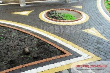 Тротуарная плитка Старый город - 14