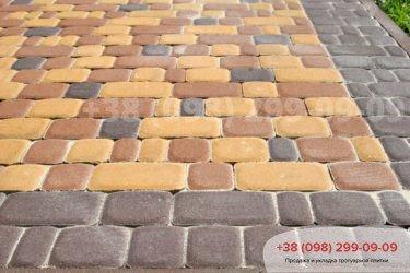 Тротуарная плитка Старый город - 21