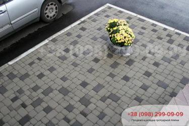 Тротуарная плитка Старый город - 23