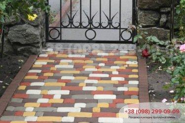 Тротуарная плитка Старый город - 24