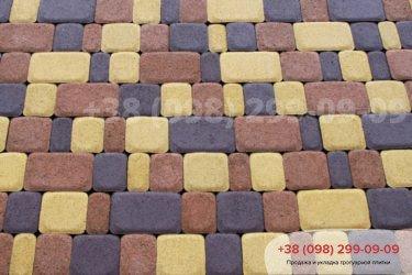 Тротуарная плитка Старый город - 25