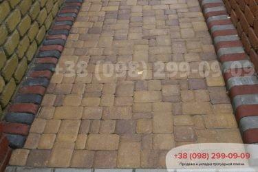Тротуарная плитка Старый город - 32