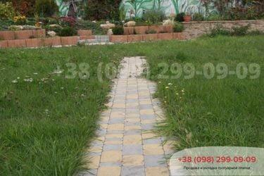 Тротуарная плитка Старый город - 36