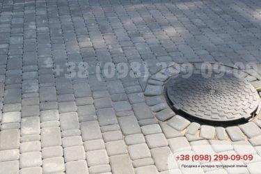 Тротуарная плитка Старый город - 37