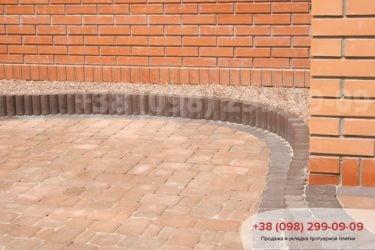 Тротуарная плитка Старый город - 38