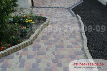 Тротуарная плитка Старый город - 39