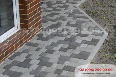 Тротуарная плитка Старый город - 48