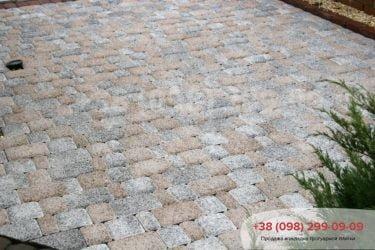 Тротуарная плитка Старый город - 50