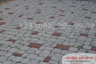 Тротуарная плитка Старый город - 51