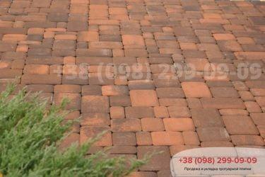 Тротуарная плитка Старый город - 55