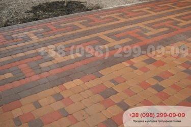 Тротуарная плитка Старый город - 59