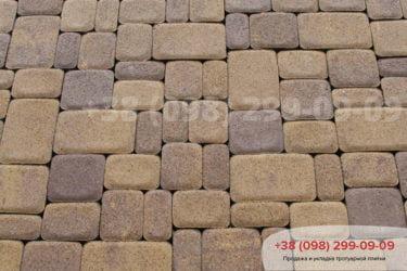 Тротуарная плитка Старый город - 61