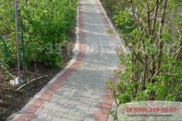 Тротуарная плитка Старый город - 2