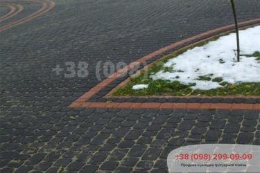 Тротуарная плитка Старый город - 65