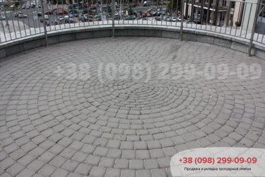 Тротуарная плитка Старый город - 3