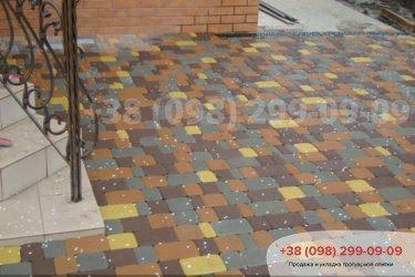 Тротуарная плитка Старый город - 79