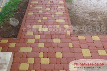 Тротуарная плитка Старый город - Тротуарная плитка Старый город - 80