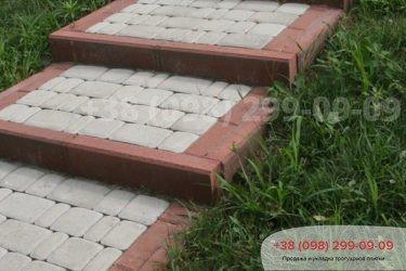 Тротуарная плитка Старый город - 81