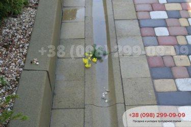 Бордюры садовые и отливы - 5