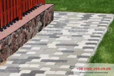 Тротуарная плитка Старая площадь - 1