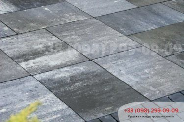 Тротуарная плитка Монолит фото 1