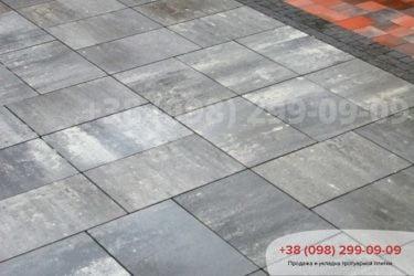 Тротуарная плитка Монолит фото 2