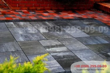 Тротуарная плитка Монолит фото 3